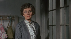 The great Celia Johnson as Miss Mackay.