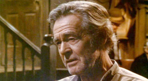 The great Robert Ryan as Larry (1973.)