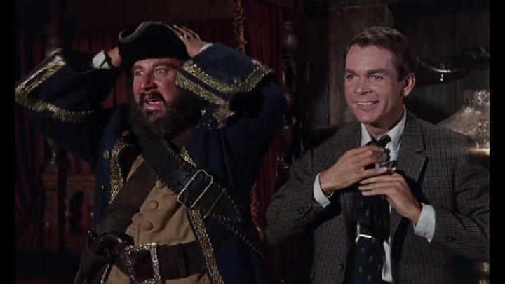 Blackbeard's Ghost - Ustinov and Jones