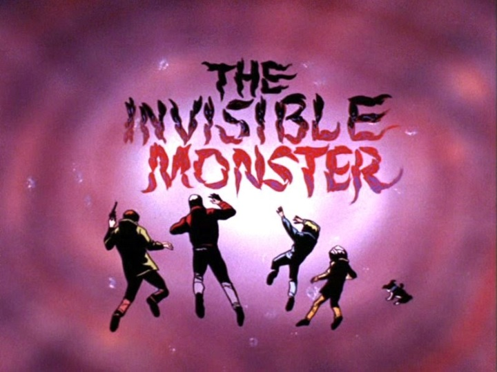 Invisible Monster titcd