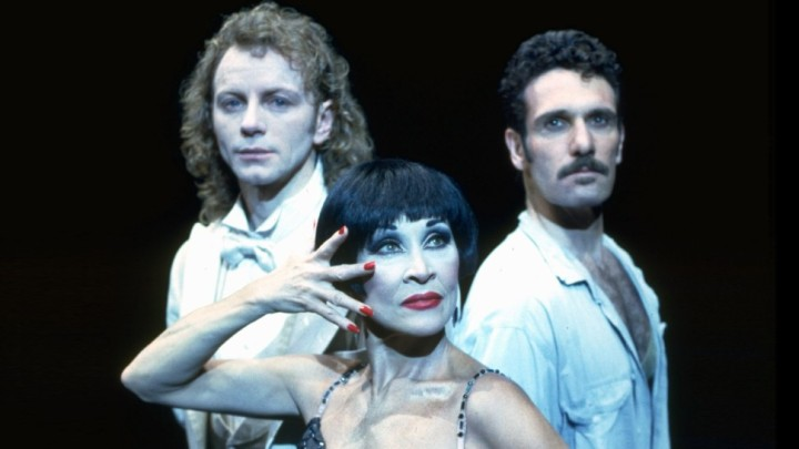Kiss of the Spider Woman - Brent Carver, Chita Rivera, and Anthony Crivello